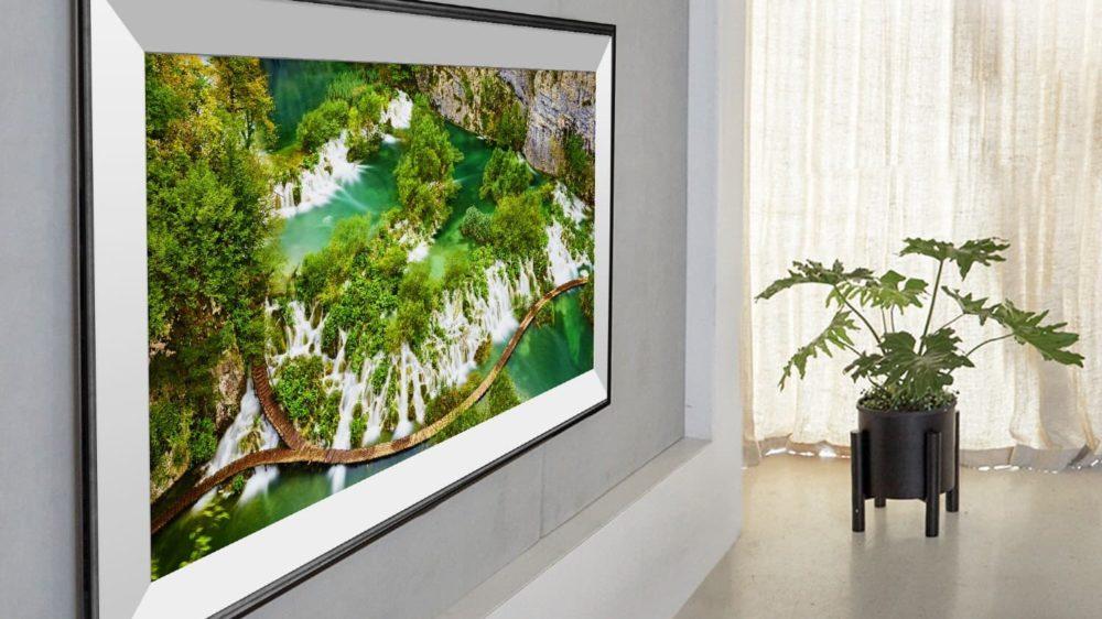 TV como obra de arte e melhoria em games: o que a LG exibiu na CES 2020