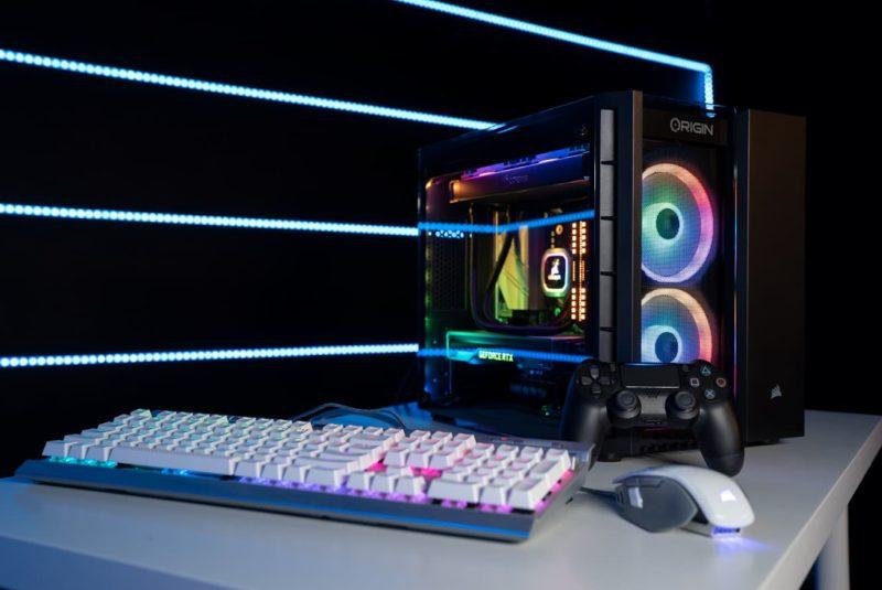 Origin PC Big O junta PC gamer e console