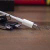 Cabos com conector USB-C