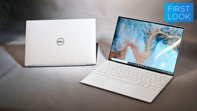 Novo Dell XPS 13, de 2020