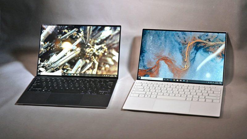 Novos Dell XPS 13