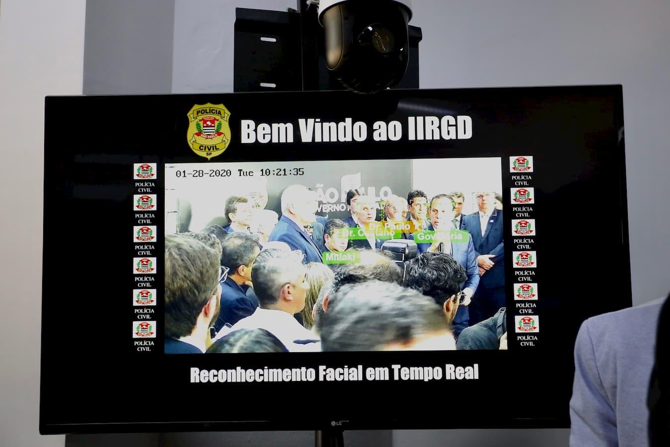 Polícia Civil de São Paulo irá utilizar reconhecimento facial em investigações - Gizmodo Brasil
