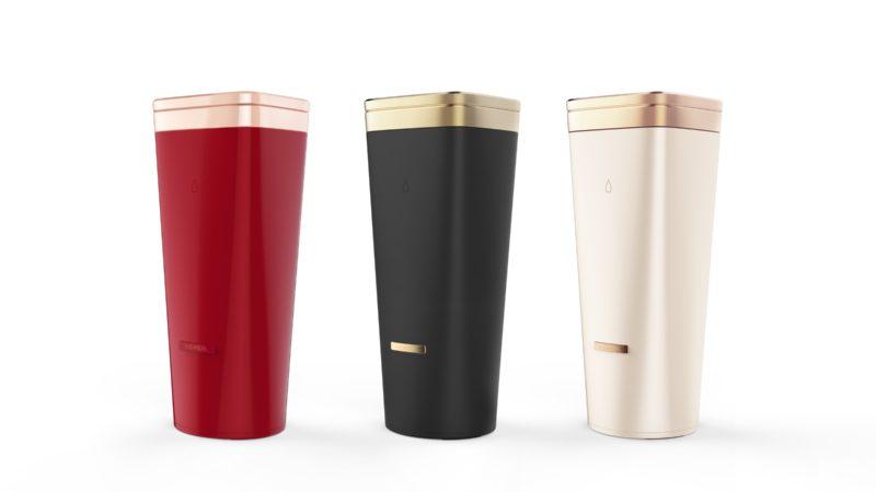 Perso é um um gadget da L'Oreal com inteligência artificial que fornece base, batom e hidratante personalizados