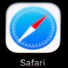 Logotipo do navegador Safari, da Apple