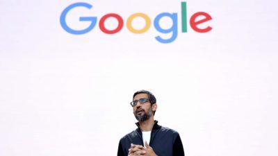 CEO do Google, Sundar Pichai