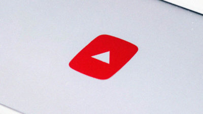 Logotipo do YouTube. Crédito: Unsplash