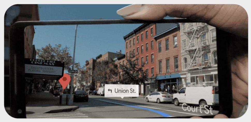 App de realidade aumentada