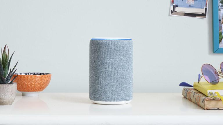 Alto-falante inteligente Amazon Echo