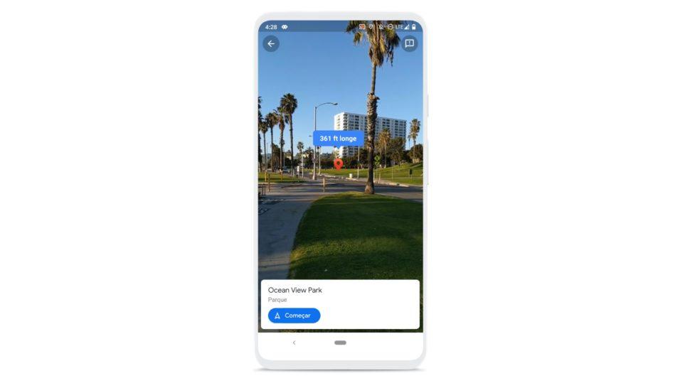 Live View no Android em potuguês