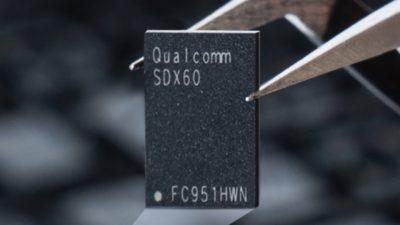 Modem 5G X60, da Qualcomm
