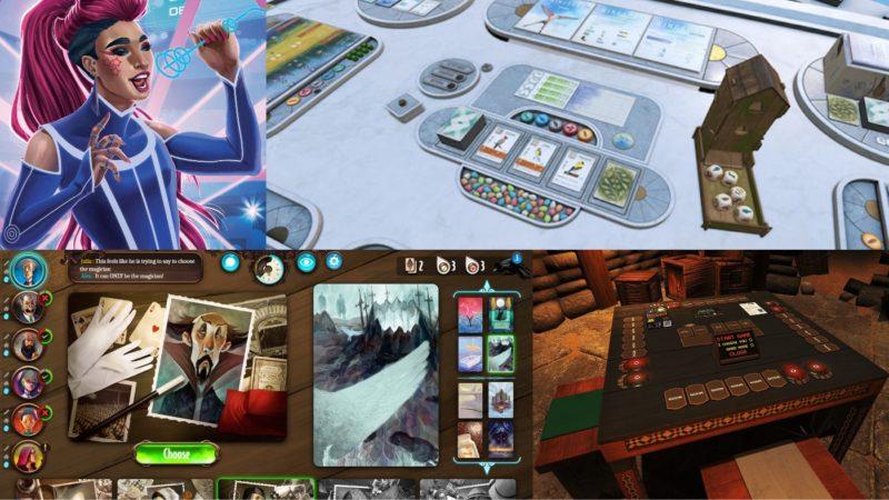 Board games e RPG