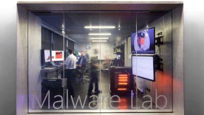 Laboratório de pesquisa de malwares da Microsoft