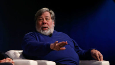 Steve Wozniak. Crédito: Getty Images
