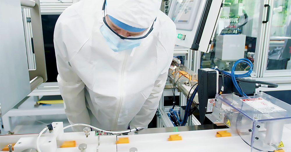 Novo teste de coronavírus pode detectar a doença em cinco minutos