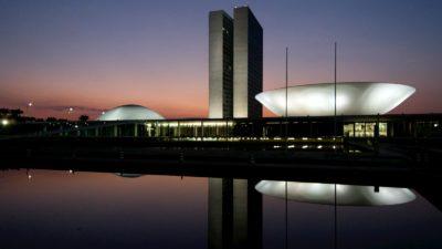 Senado brasileiro. Crédito: Wikimedia