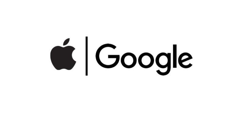 Parceria entre Apple e Google