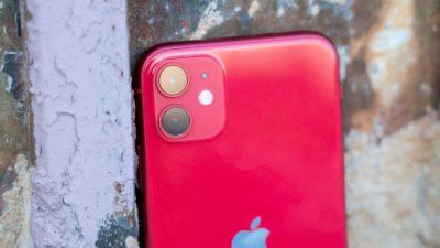 Câmeras do iPhone XR