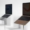 Laptops MacBook. Crédito: Alex Cranz/Gizmodo