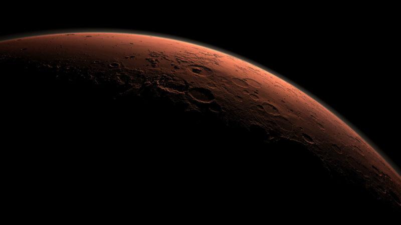 Marte. Crédito: NASA/JPL-Caltech