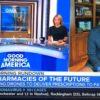 Repórter aparece ao vivo sem calça em transmissão ao vivo de TV dos EUA