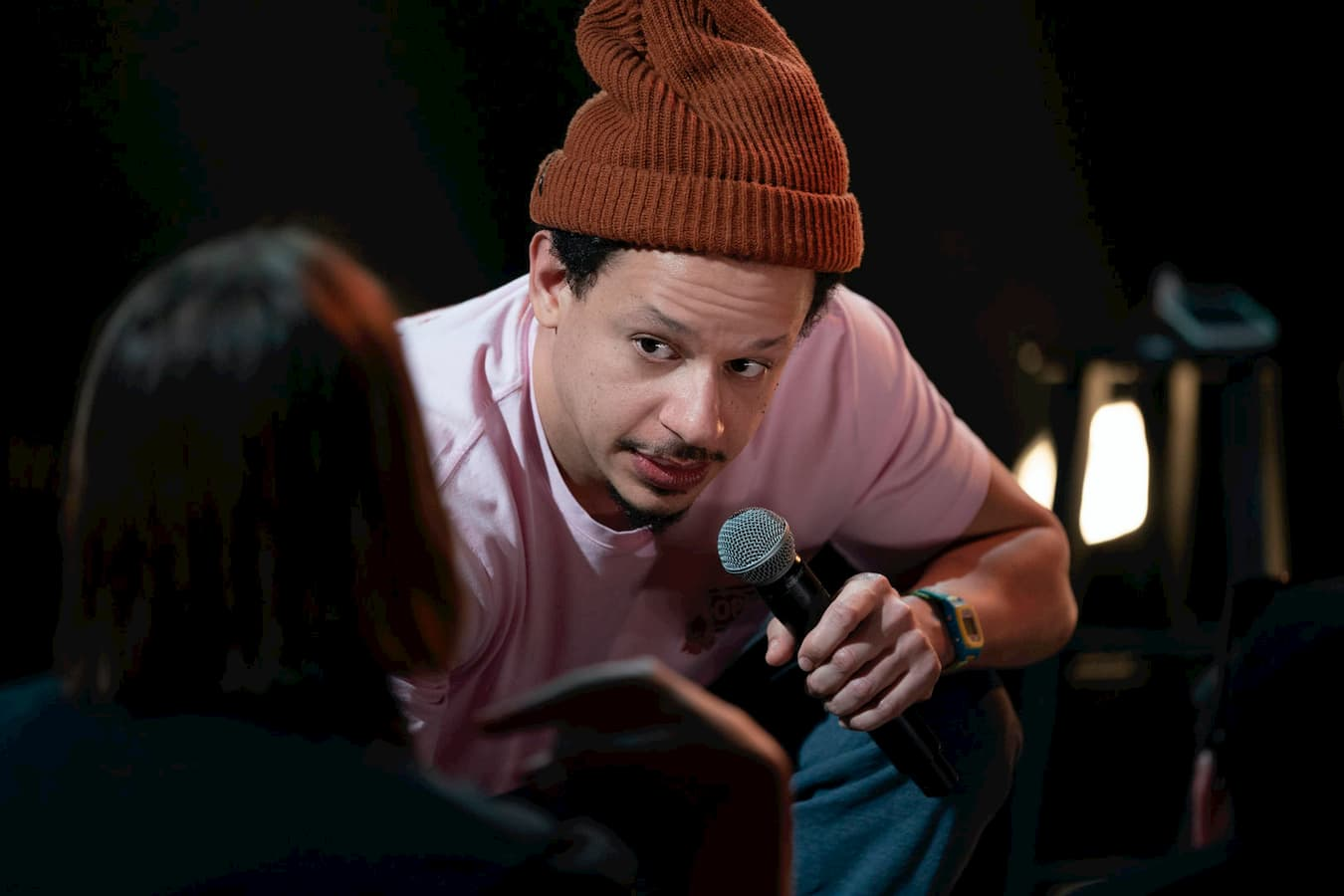 Cena de Eric Andre: Legalize Everything