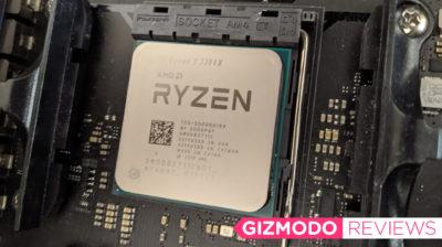 CPU AMD Ryzen 3