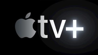 Logo do Apple TV+