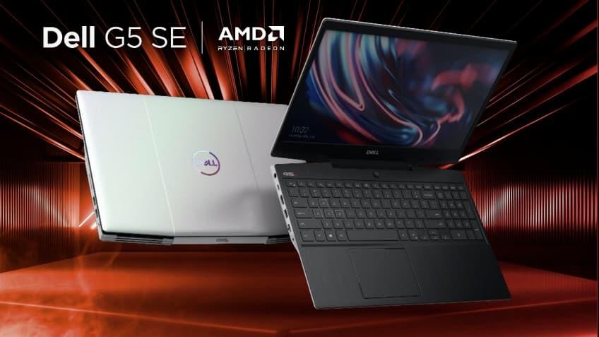 Novo laptop gamer da Dell com tecnologia SmartShift da AMD pode dar uma ideia do poder do PS5