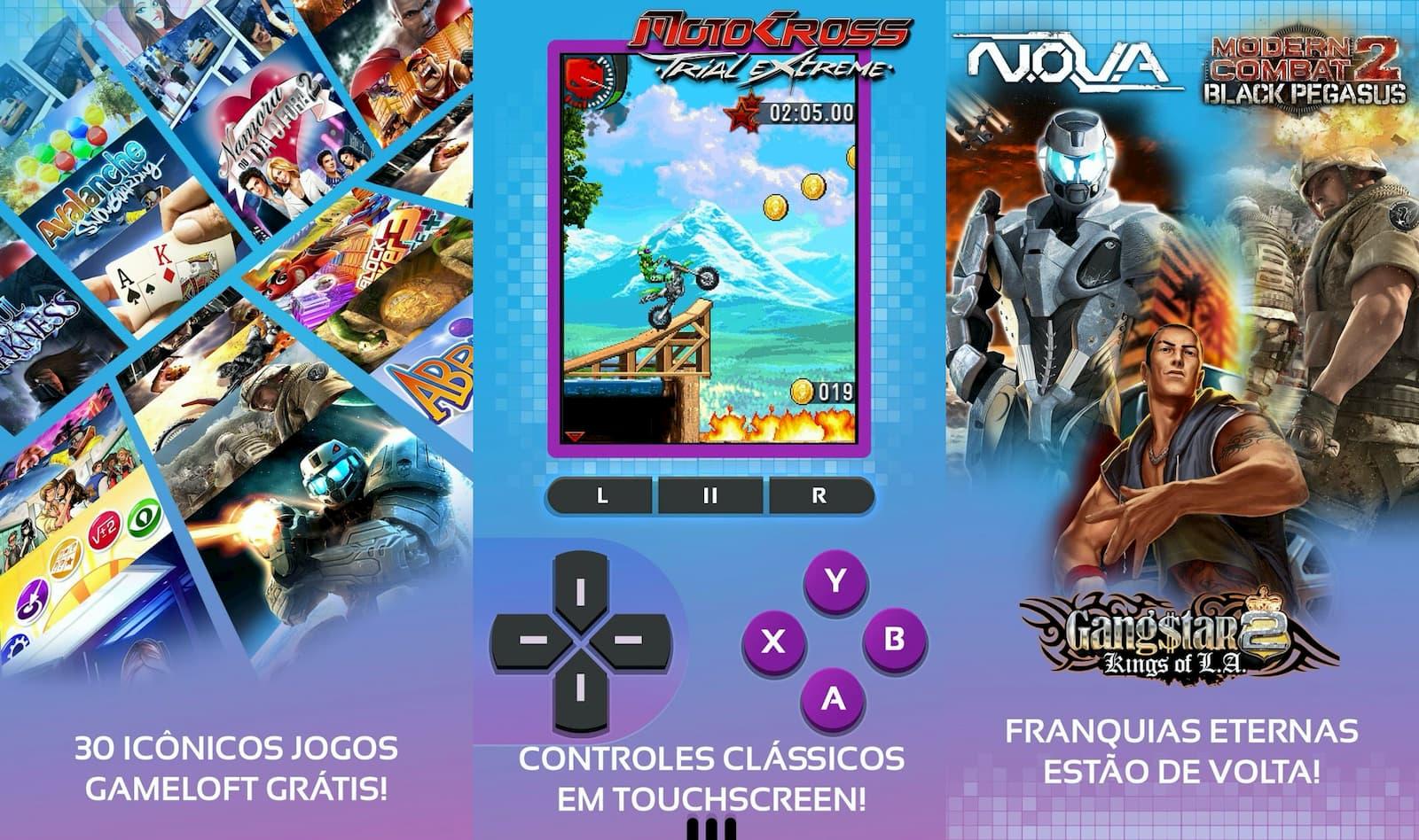 Gameloft 20 Anos