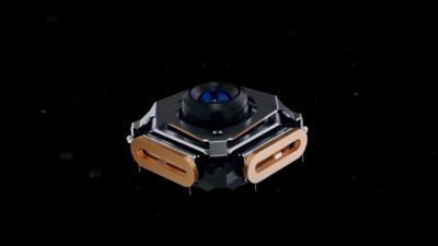 Módulo de câmera do Vivo X50