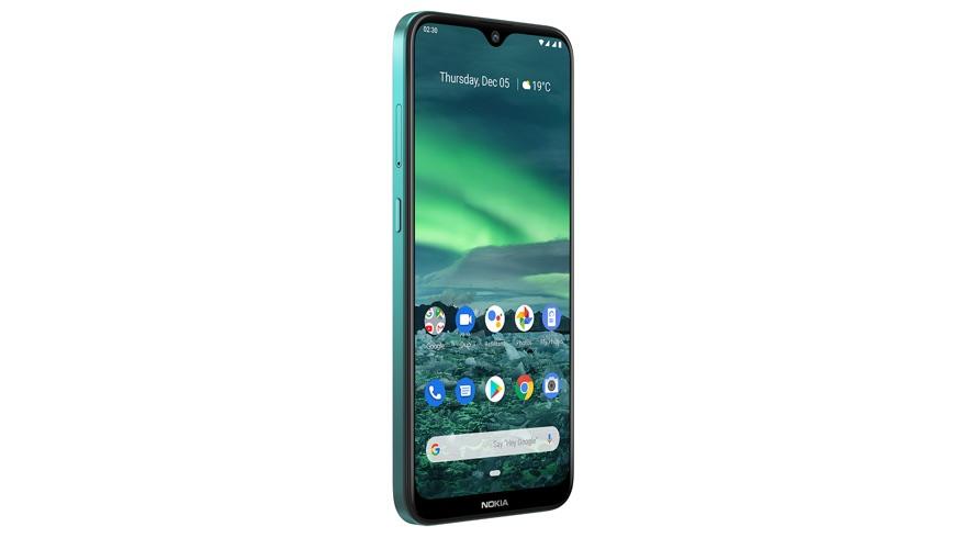 Frente do Nokia 2.3