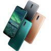 Nokia 2.3 e suas três cores