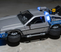 DeLorean, da Playmobil