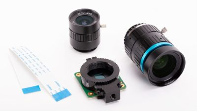 Raspeberry Pi High Quality Camera