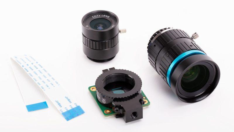 Raspeberry Pi High Quality Camera
