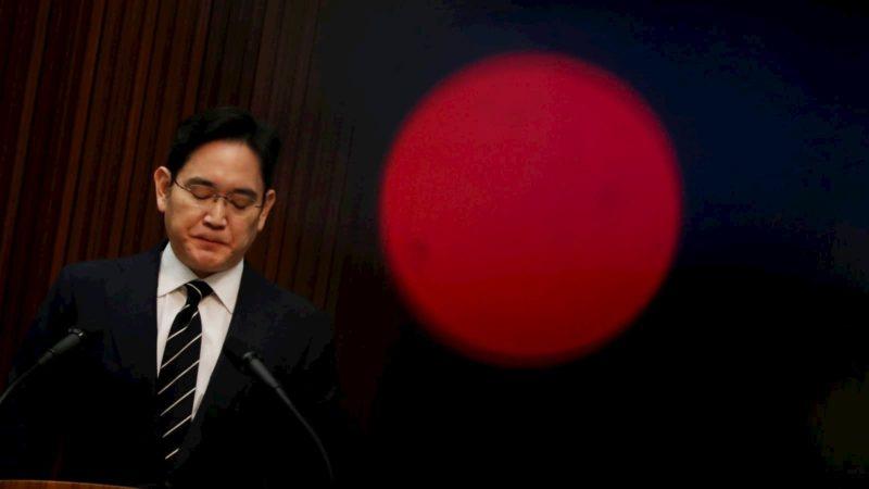 Lee Jae-yong, herdeiro da Samsung