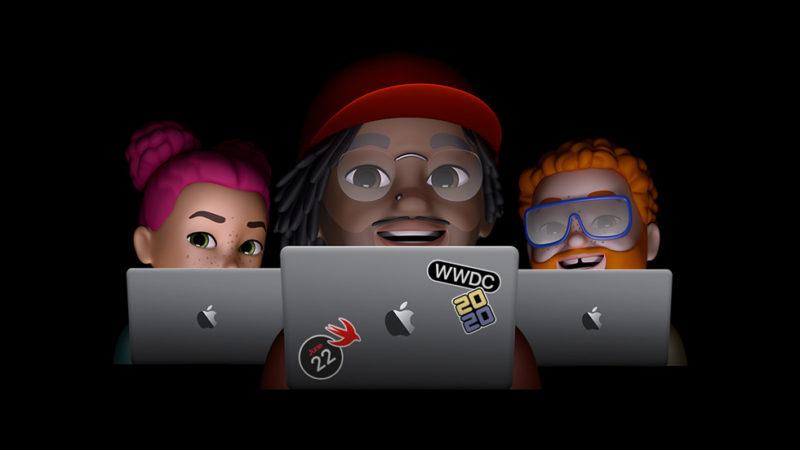 Logotipo do WWDC 2020