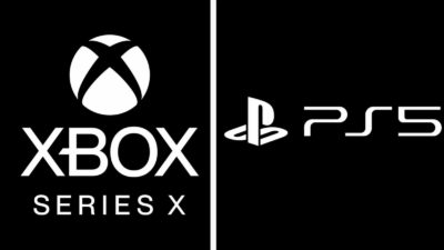 Logo do Xbox Series X e PS5