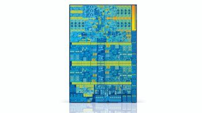 Imagem de divulgação da plataforma Skylake, da Intel