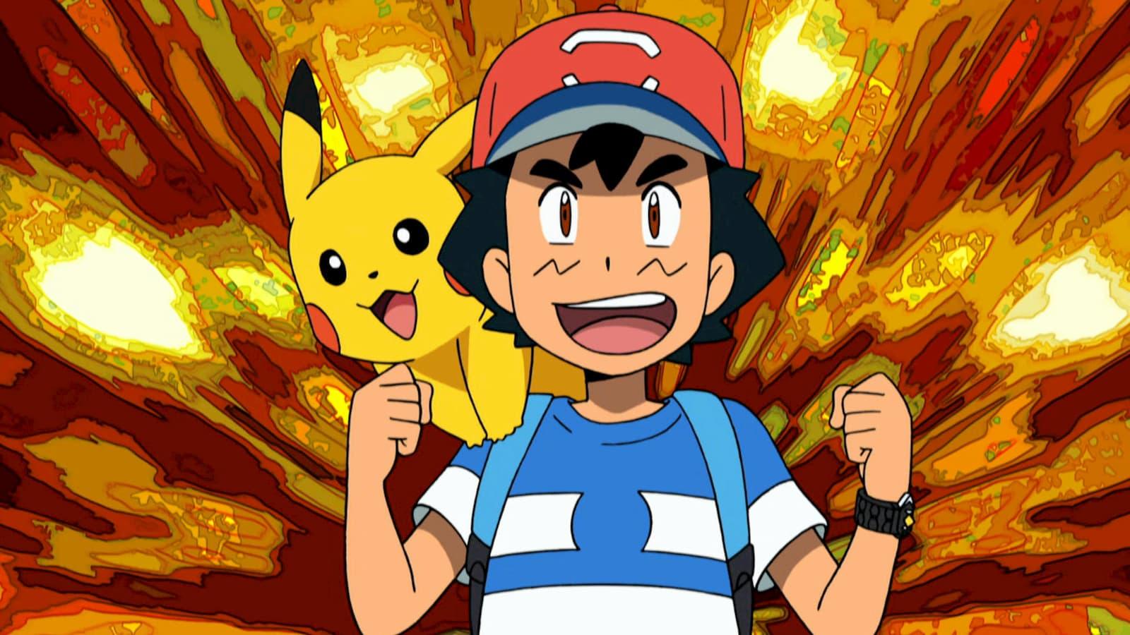Pokémon - A Série: Sol e Lua