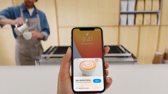App Clip no iOS 14