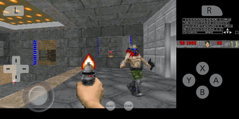 Imagem do emulador Citra