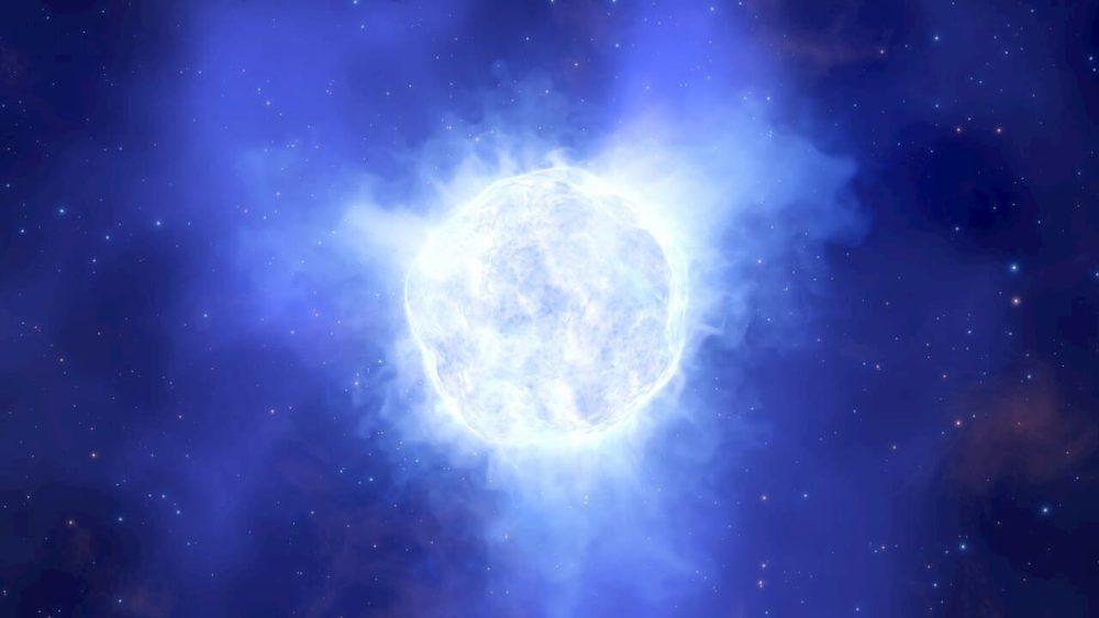 Uma estrela gigantesca desapareceu do nada em uma galáxia distante – Gizmodo Brasil