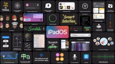 iPadOS na WWDC 2020