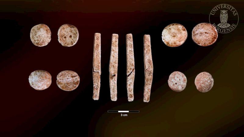 Jogo de tabuleiro da Idade do Ferro romana