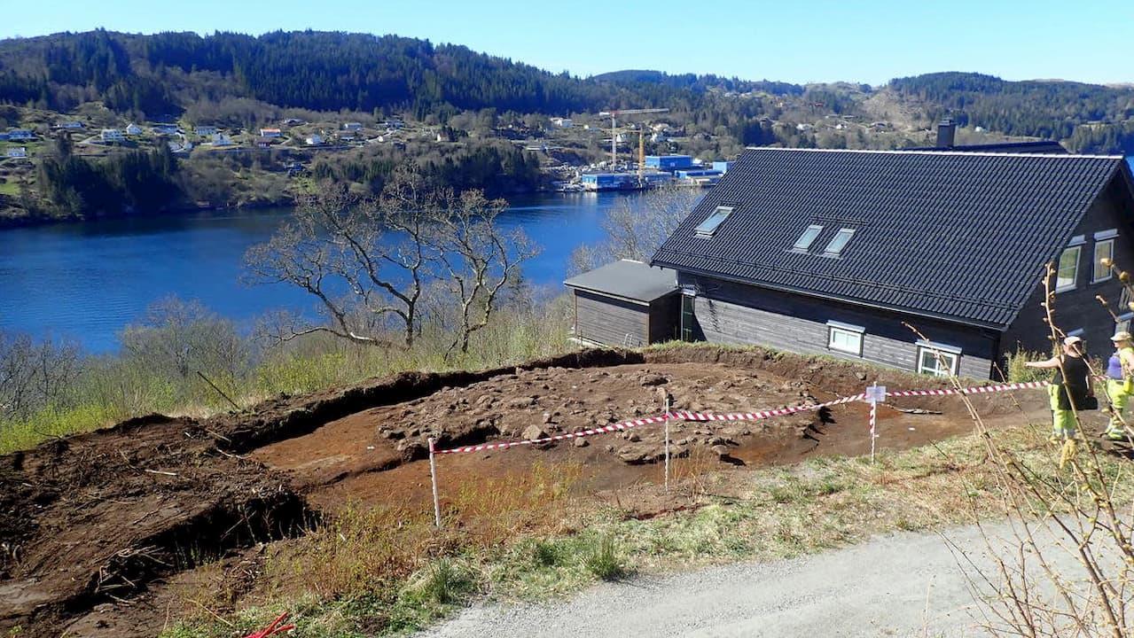 Ytre Fosse, na Noruega