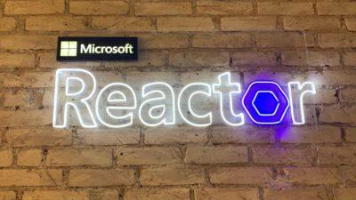 Microsoft Reactor