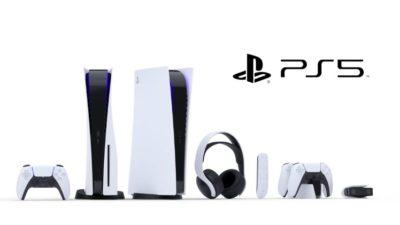Família de itens Playstation 5