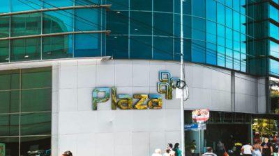 Shopping Plaza Niteroi, no Rio de Janeiro. Crédito: BRMalls