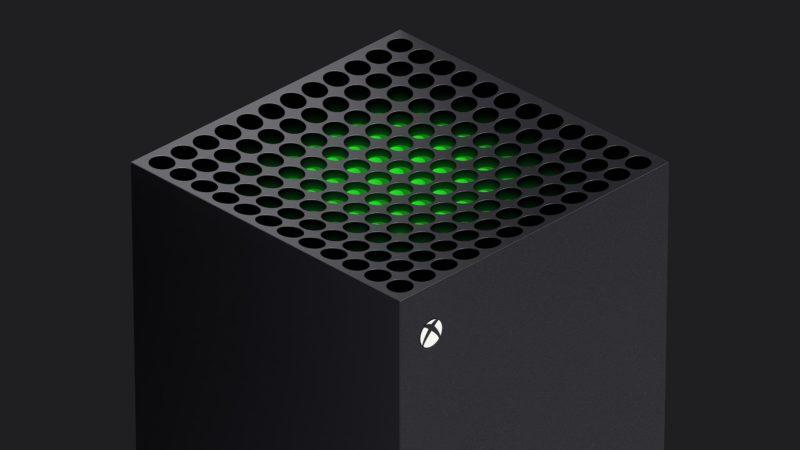 Xbox Series X. Crédito: Microsoft